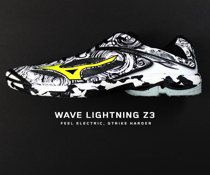 mizuno wave lightning z3