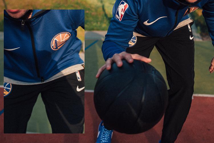 Bluza i spodnie Golden State Warriors