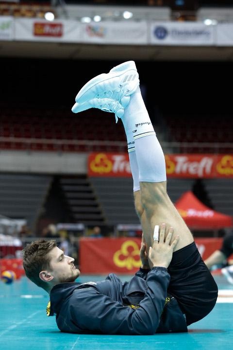 buty Piotra Nowakowskiego