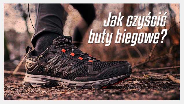 Jak czyścić buty do biegania? Pranie i konserwacja obuwia