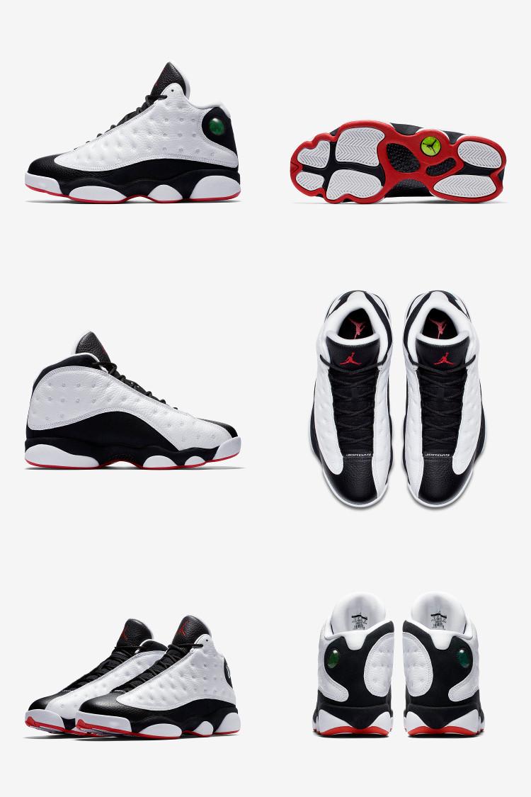 Air Jordan 13 He Got the Game