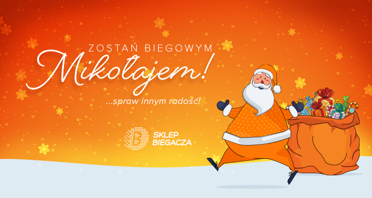 Zostań Biegowym Mikołajem