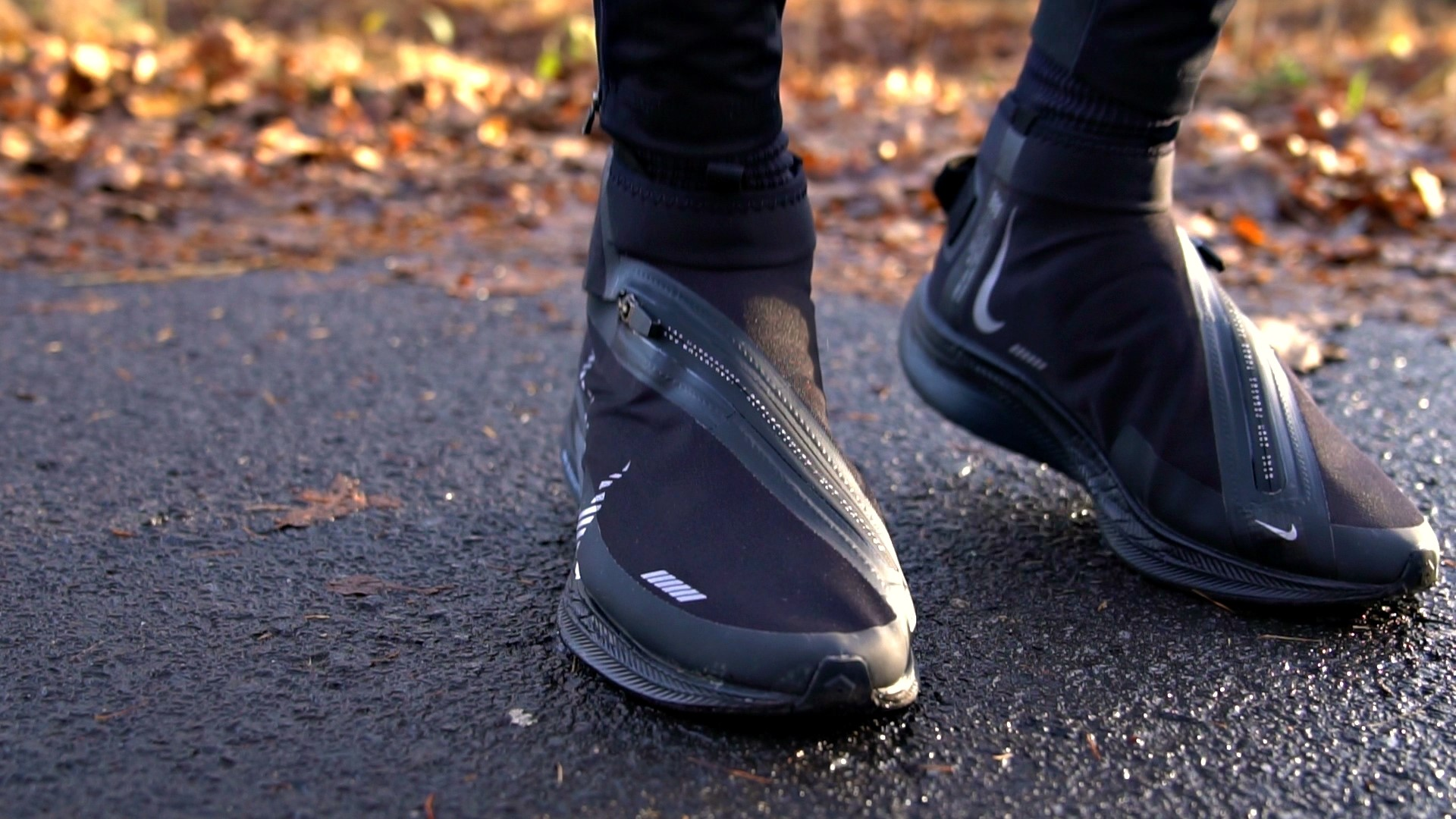 Test butów Nike Pegasus Turbo Shield