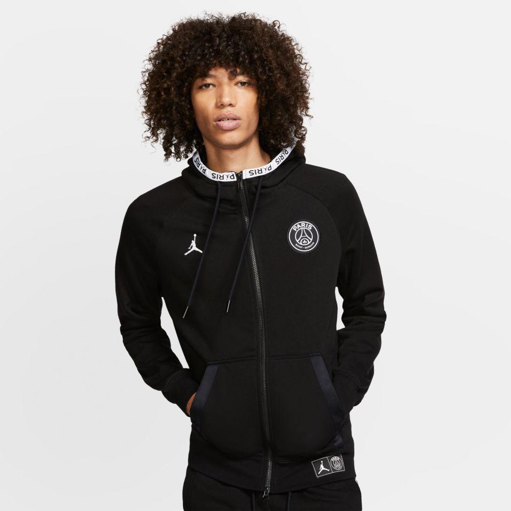 Bluza Jordan x PSG Fleece FZ Hoodie (BQ8346-010) SklepKoszykarza 158413_2XL_193145963139__40
