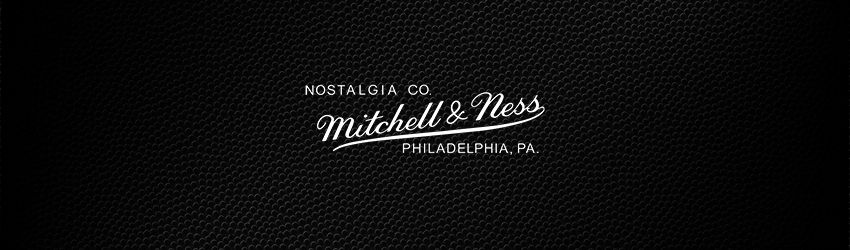 Bluzy Mitchell & Ness