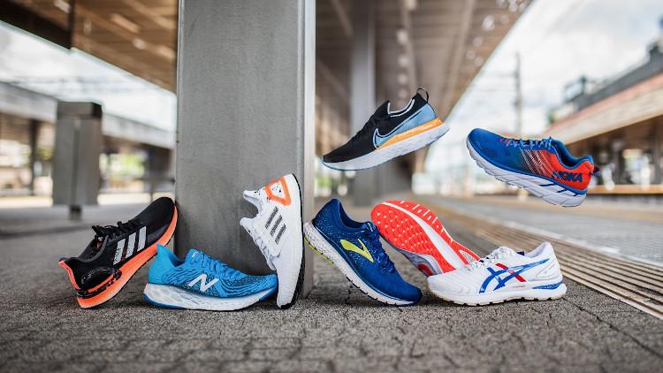 buty do biegania z amortyzacją