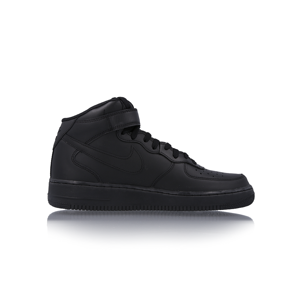 "air force 1 mid '07 ""all black"""