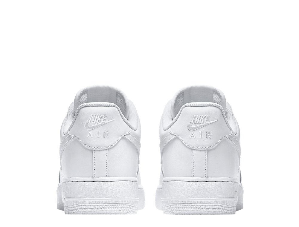 "nike air force 1 low 07 ""all white"""