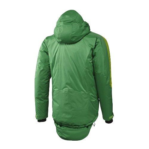 kurtka adidas tx frostzeit hooded jacket (w37289)