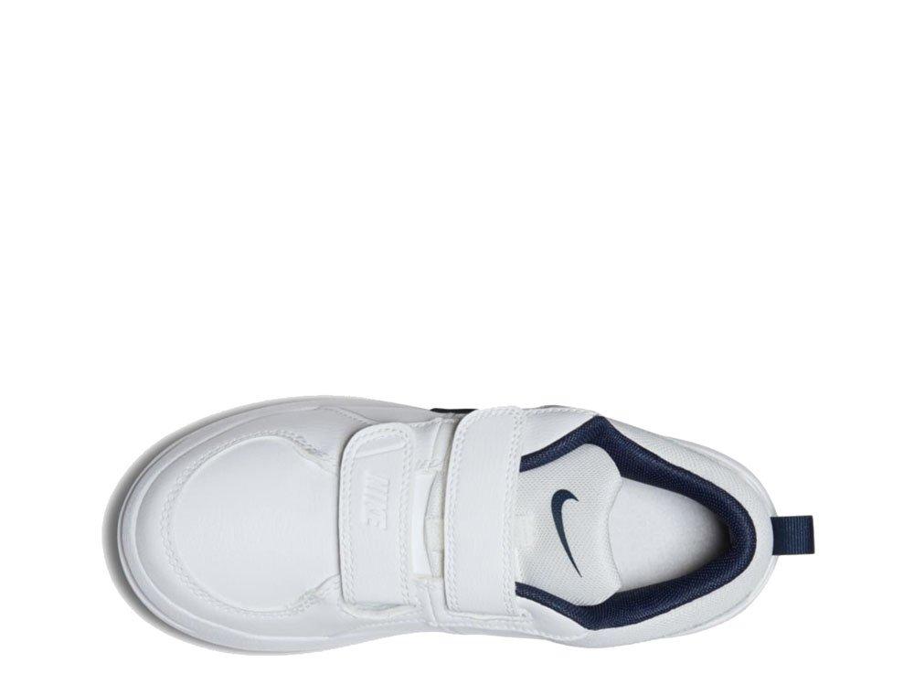 Buty dla dzieci Nike Pico 4 PSV JR biało granatowe 454500