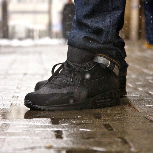 "nike air max 90 essential ""all black"" (537384-090)"