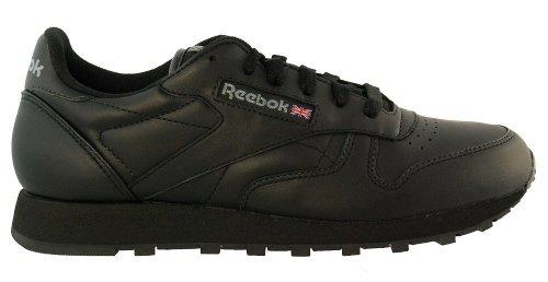 Reebok Classic Leather Damskie Czarne (3912)