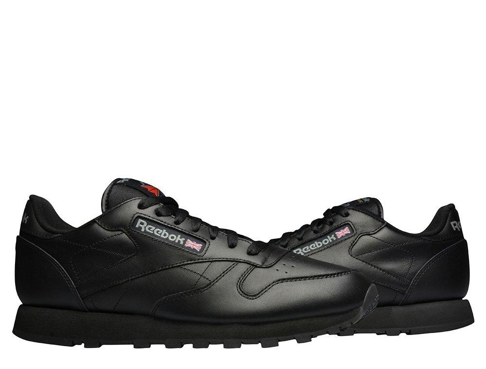 "buty reebok classic leather ""black"" (2267)"