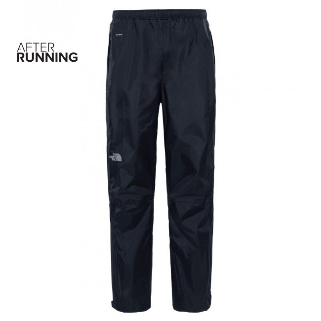 spodnie damskie the north face resolve pant czarne