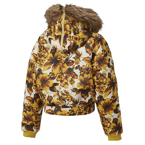 kurtka adidas golden flower down jacket (g86641)