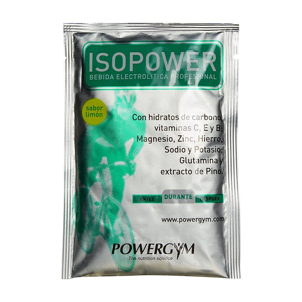 powergym isopower limonka 40g