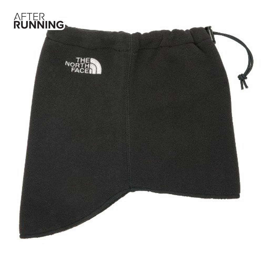 the north face tnf standard issue neck gaiter czarny