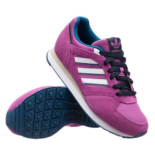 "adidas zx 100 w ""joy orchid/running white"" (d65168)"
