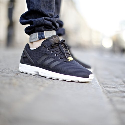 "adidas zx flux base pack ""core black"""