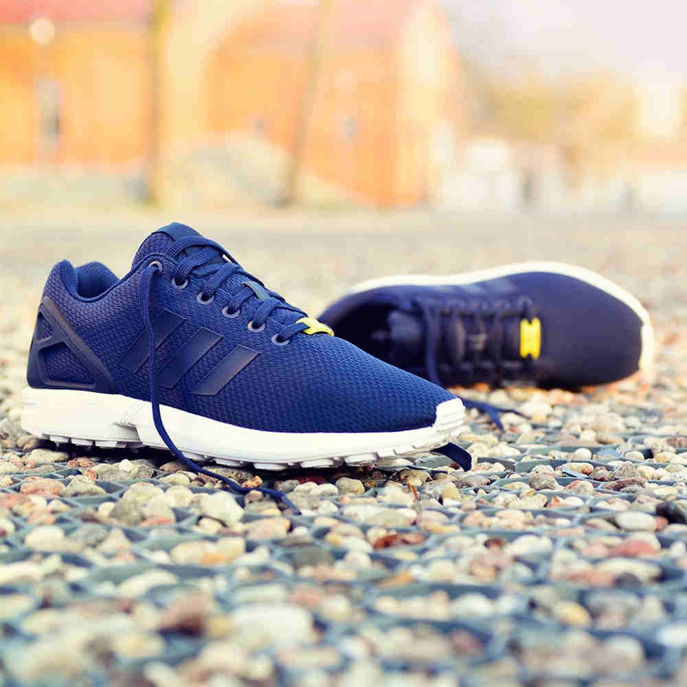 """adidas zx flux base pack """"new navy"""""""