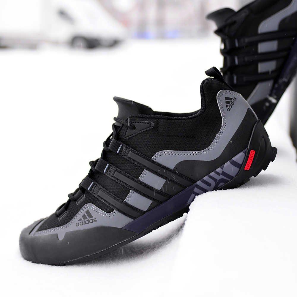 adidas terrex swift solo black