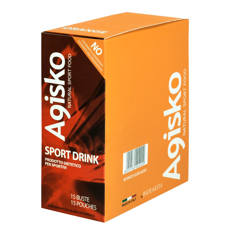 agisko drink orange - saszetka