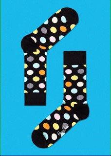 """skarpety happy socks """"big dot"""" (bd01-099)"""