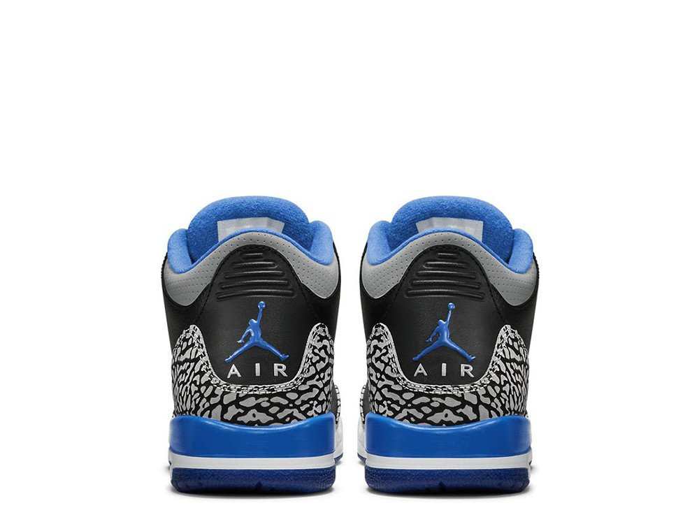 "air jordan 3 retro (bg) ""sport blue"" (398614-007)"