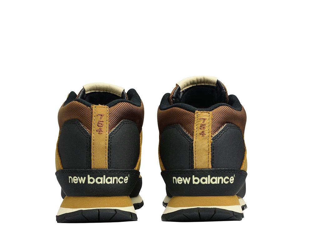 new balance 754 męskie brązowe (h754tb)