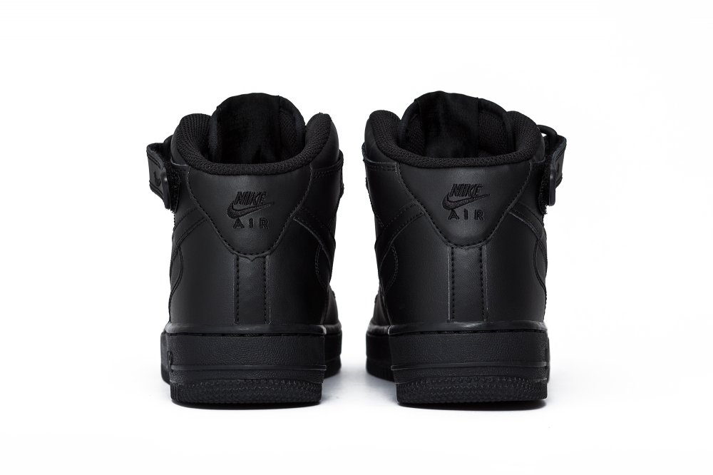 nike air force 1 mid (gs) (314195-004)