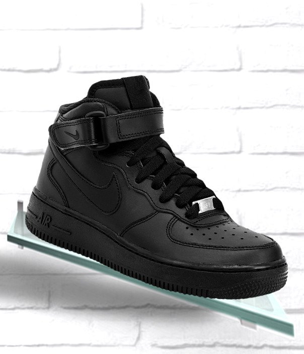 Buty skate Nike Air Force 1 MID Gs 314195 004