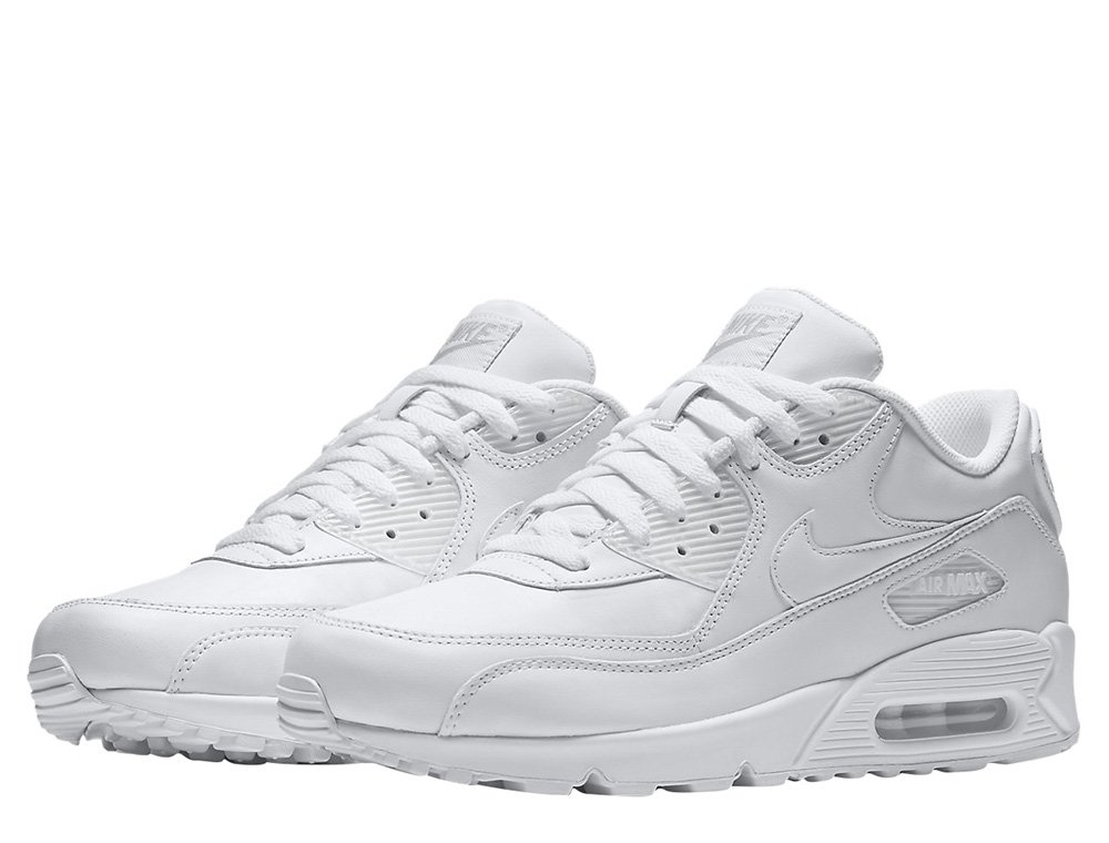 buty nike air max 90 leather (302519-113)