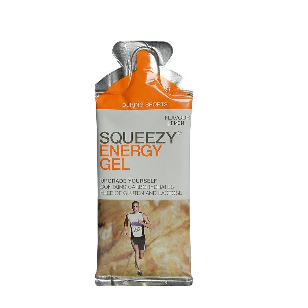 Żel energetyczny squeezy 33g cytryna - saszetka