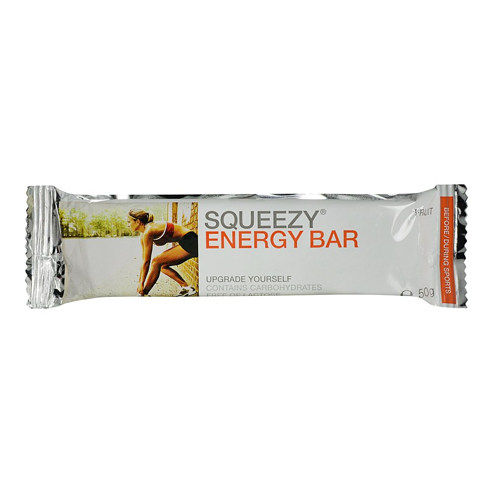 squeezy energy bar owocowy