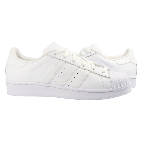 "adidas superstar foundation junior ""white"""
