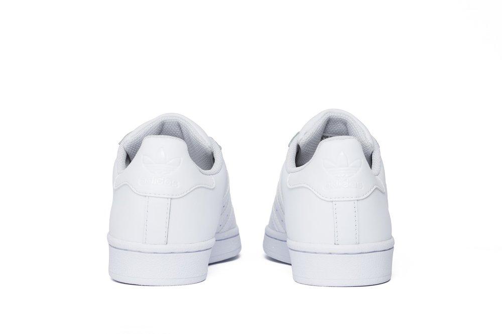 adidas superstar foundation junior (b23641)