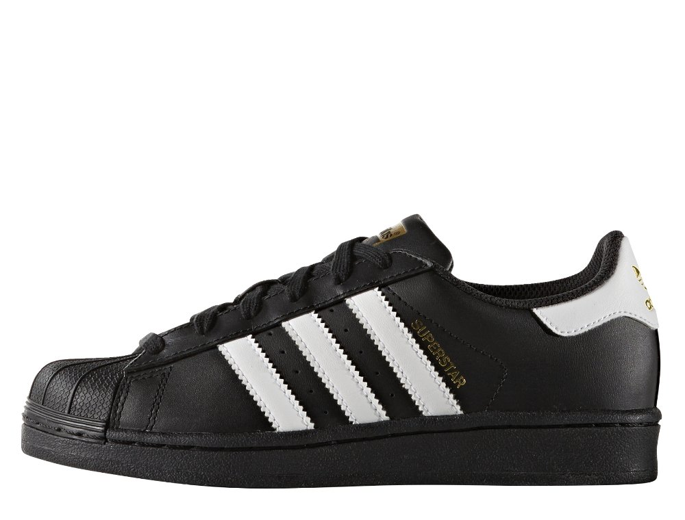 "adidas superstar foundation ""core black"""