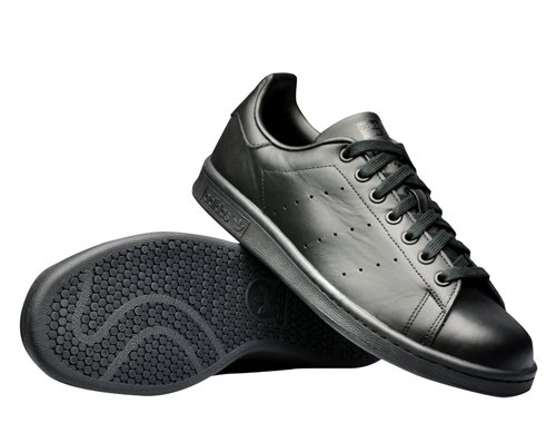 "buty adidas stan smith ""black"" (m20327)"