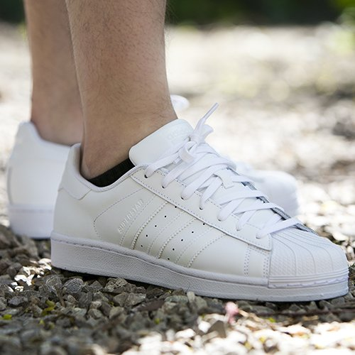 "adidas superstar foundation ""running white"" męskie białe (b27136)"
