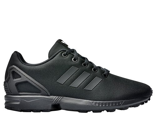 "adidas zx flux kids ""core black"""