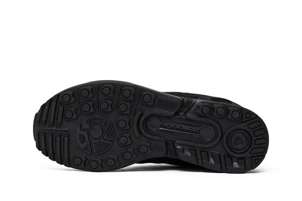 """buty adidas zx flux kids """"core black"""" (s82695)"""