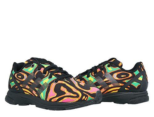 adidas x jeremy scott flux tech psychedelic (s77841)