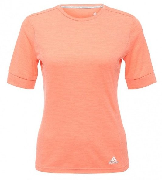 adidas supernova ss tee orange