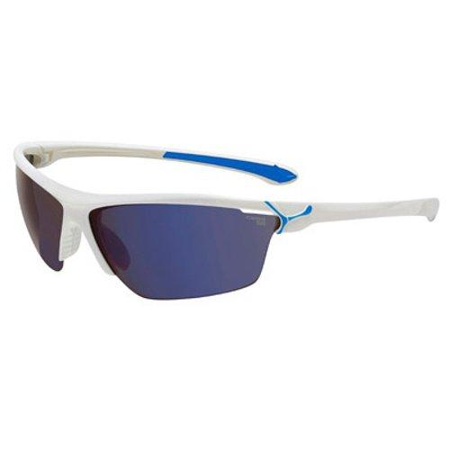 okulary cebe cinetik shiny white blue 1500 grey (cbcinetik6)