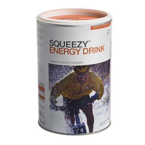 napój energetyczny squeezy drink 500g pomarańczowy