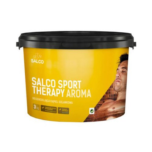 salco sport therapy aroma lawenda 3 kg