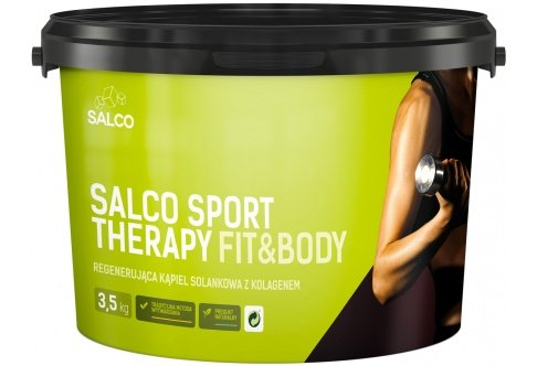 salco sport therapy fit & body+ kolagen 3.5 kg