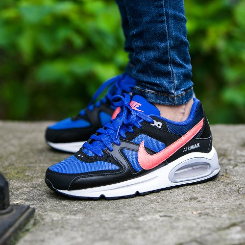 buty nike air max command gs (407759-480)