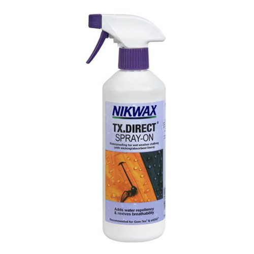 nikwax tx.direct spray-on 300 ml atomizer