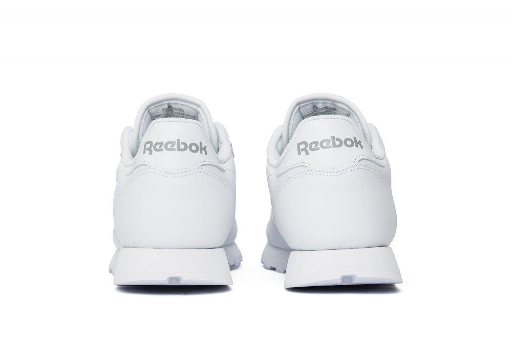 "buty reebok classic leather ""white"" junior (50151)"